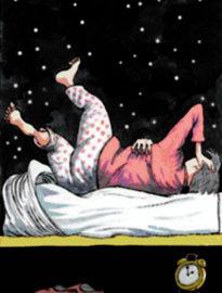 불면의 밤 혹 하지불안증후군?