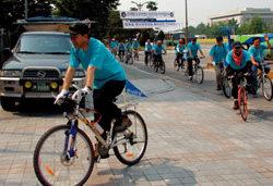 이재오 의원의 자전거 시장론 약발 받을까