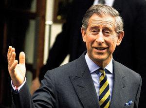 영국 국왕 찰스일까 조지일까