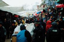 凍土에 영그는 '韓商의 꿈'