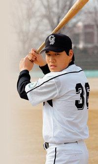 한국 최초 '청각장애 야구선수' 장왕근