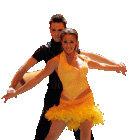 파트너와 함께 '댄스 서바이벌'