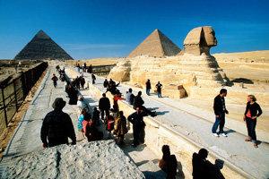4500년의 역사 … 위풍당당 피라미드