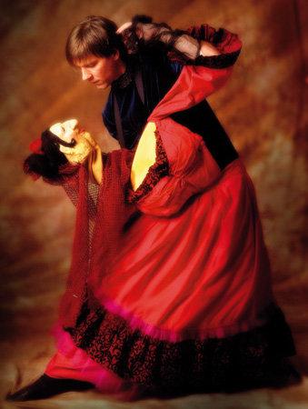 러시아 인형극 '듀엣' 外