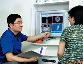 치과 전용 CT 진단, 잇몸 고통 굿바이