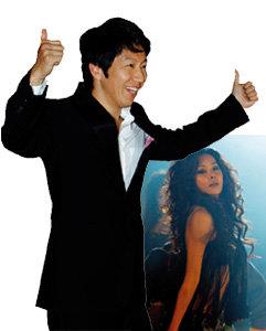 꼭짓점 댄스 김수로 '넘버원'