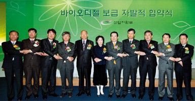 대체연료車 개발, 세계 뛰고 한국 기고