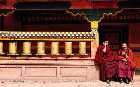 불교가 종교? 티베트에선 생활이지!