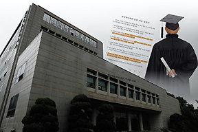 논문 저작권 위임 '이상한 횡포'