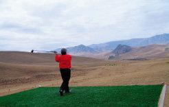 몽골 골프장 사장은 모두 한국인