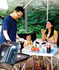 캠핑카 타고 훌쩍, 자유와 추억 빵빵