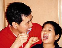 영아기·유아기 세 살 치아 여든까지…유치가 평생 치아 좌우