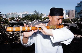 藝와 禪에 바친 청춘 '서울의 新풍류객'