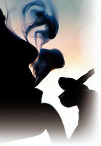 담배는 누런 이와 입냄새 주범