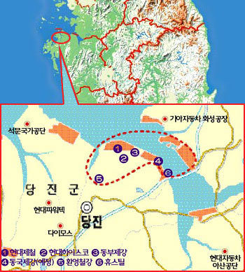 New 철강 메카 당진 쇳물 활기로 지역 들썩