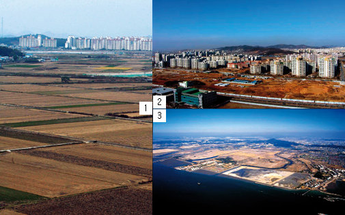 수도권 서부지역 개발 호재 '봇물'