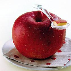 유해산소 청소부 '빨간색 과일