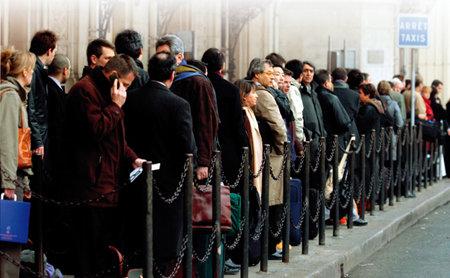 프랑스 중산층 '라 붐'의 위기