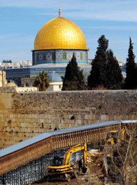 예루살렘 성전산 갈등 또 피바람 부르나