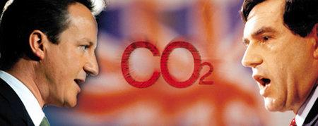 영국은 지금 이산화탄소 전쟁 중
