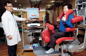 운동 처방과 IDD 테라피로 디스크 복원