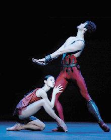 한·러 춤꾼들이 부활시킨 '스파르타쿠스'