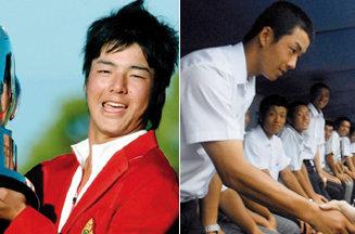 야구와 골프 두 '젊은 왕자'에 일본열도가 후끈