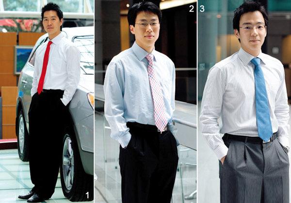셔츠는 전략, 넥타이는 전술이다