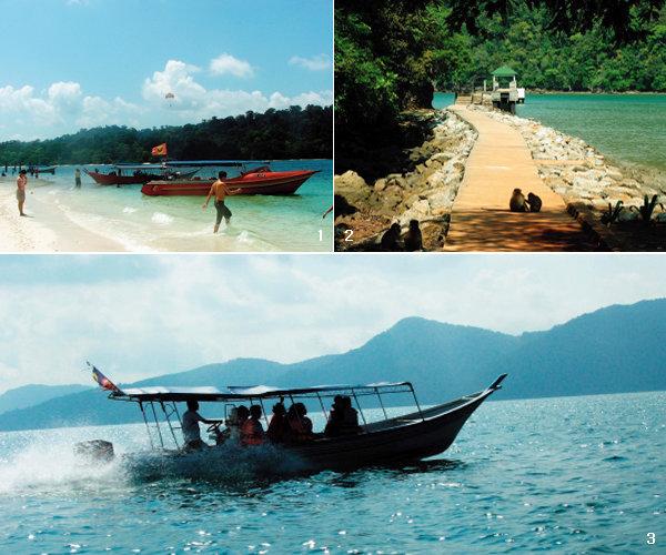 99개 섬들의 군무 세월도 쉬어가는 열대 낙원