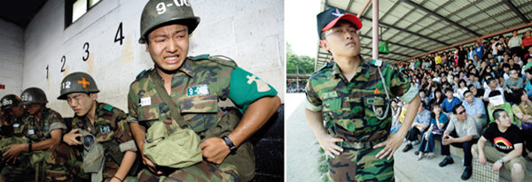 주적 없는 군대, 편히 쉬는 군기 병사들 전투력 녹슨다