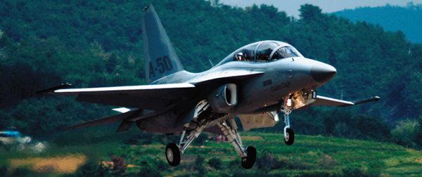 특명! FA-50에 'AESA 레이더' 탑재하라