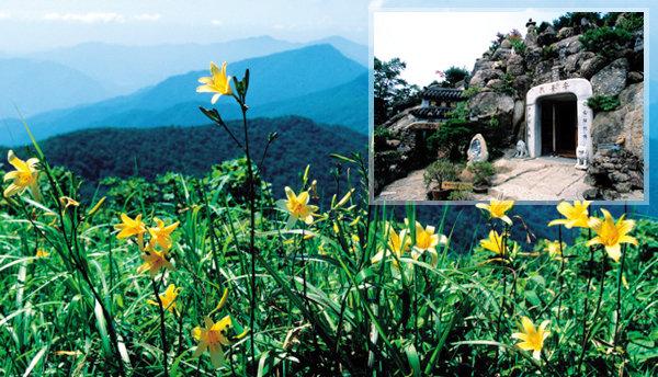 전북 남원 - 지리산국립공원 달궁오토캠핑장
