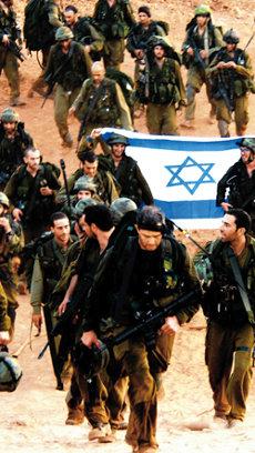 이스라엘 납량특집 '여름 전쟁설'