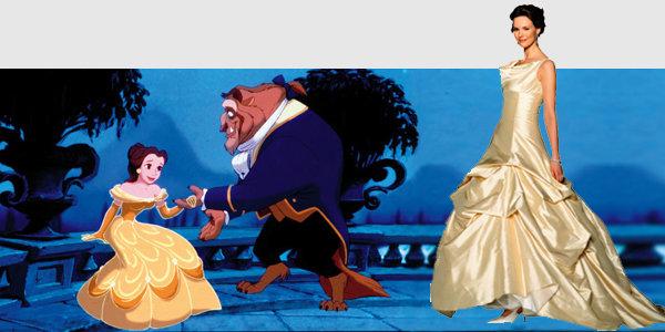 웨딩드레스 입은 디즈니, 신데렐라 될까