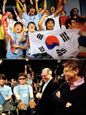 서울 SW올림픽 아시아 영재 돌풍