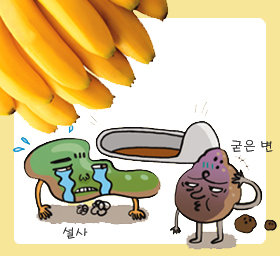 '황금색 바나나'를 보고 싶다