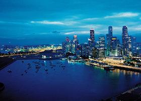 소국 싱가포르 관광대국 '용틀임'
