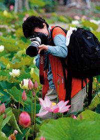 유채꽃을 남들과 똑같이 찍으렵니까?