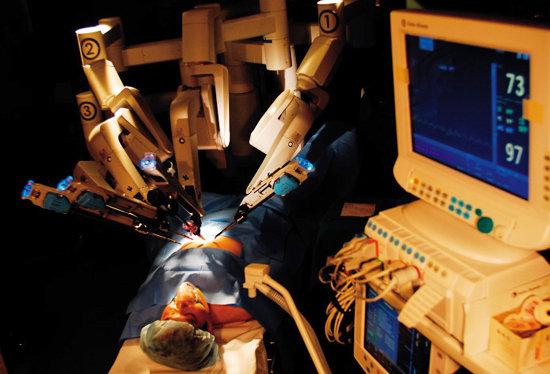 고대 안암병원 '로봇수술' 메카로 뜬다