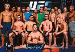 아마추어 파이터들 UFC 입성기