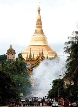 유혈사태 미얀마 … 국제사회 왜 방관만?