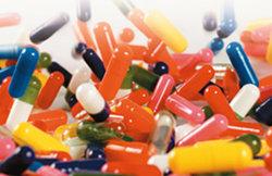 1년에 한 번, 누워서 약 먹기?