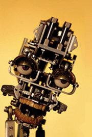 로봇이 춤추거나 삐걱대거나