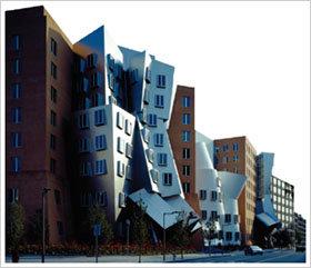 너무 독창적 건물이라 비가 샜나?