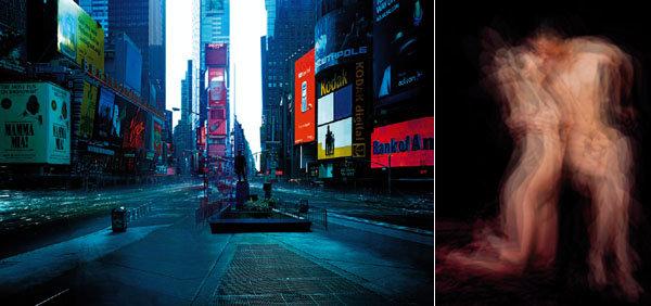 존재의 이유, 뉴욕이 반했다