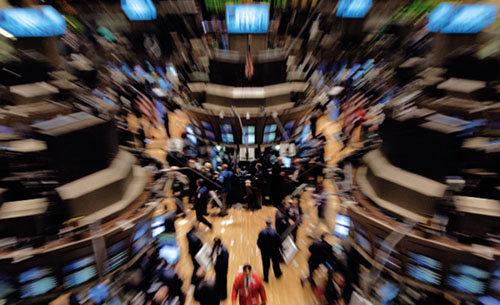 달러의 몰락… 금융파워 대이동