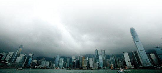 도시 전체가 면세점, 홍콩