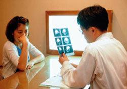 영상의학 분야의 암 치료