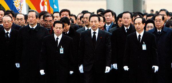 박근혜 총리, 임태희 비서실장?