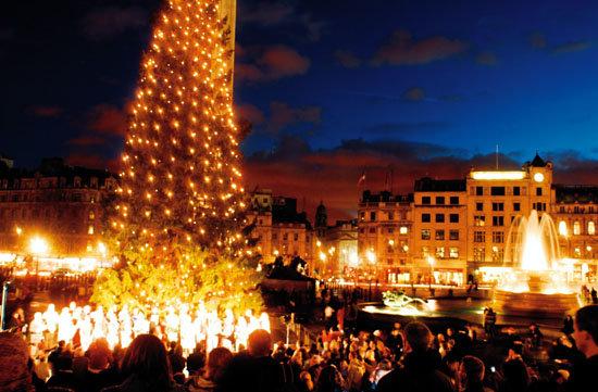 잠 못 이루는 유럽의 크리스마스